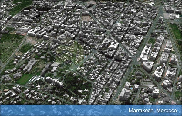 City Model Screenshot